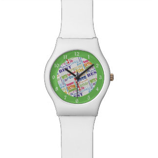 Special 90th Birthday Party Personalized Gifts Watch