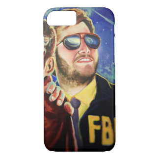 Special Agent Andy Dwyer iPhone 7 Case