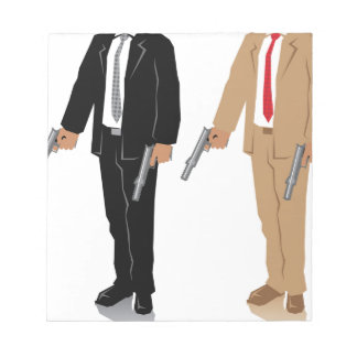 Special Agent Notepads