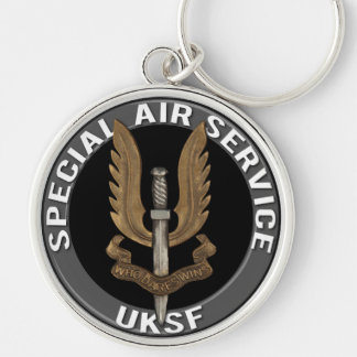 Special Air Service (SAS) Keychain