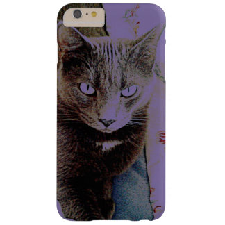 Special Cat 2 Barely There iPhone 6 Plus Case