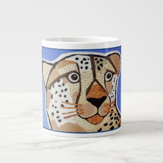 Special Colorful Tiger Mug Design