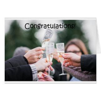 Special Congratulations Card