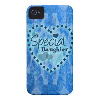 Special daughter gift iPhone 4 cover