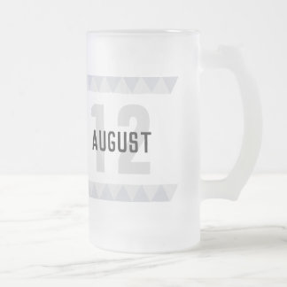 Special day fresh cup (blue/black)
