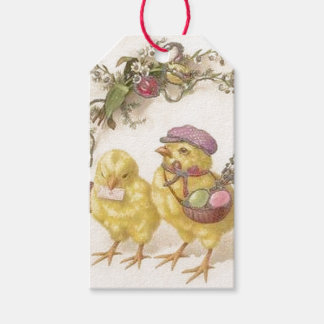 Special Delivery Easter Chicks Gift Tags