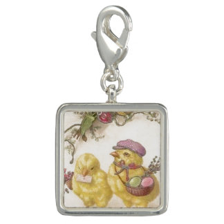 Special Delivery Easter Chicks Photo Charms