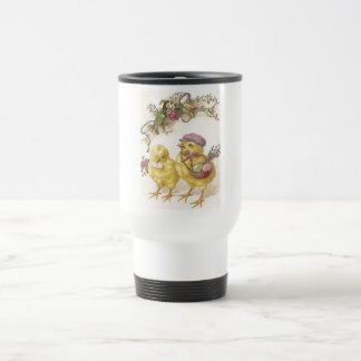Special Delivery Easter Chicks Travel Mug