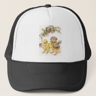 Special Delivery Easter Chicks Trucker Hat