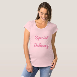 Special Delivery Maternity T-Shirt