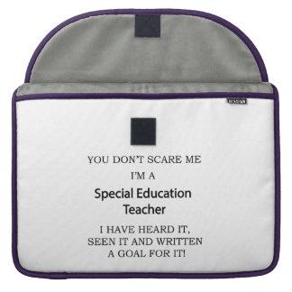 Special Ed. Teacher Sleeve For MacBook Pro