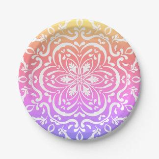 Special Edition Losonieth Mandala Paper Plate