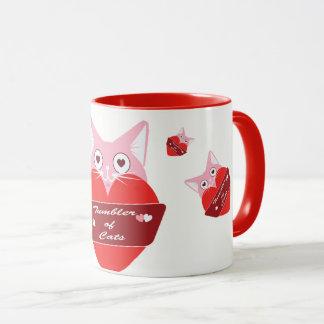 Special Edition Valentine Tumblercat Mug