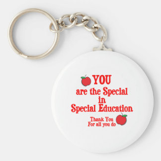 Special Education Appreciation Keychain