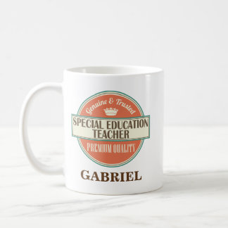 Special Education Teacher Office Mug Gift