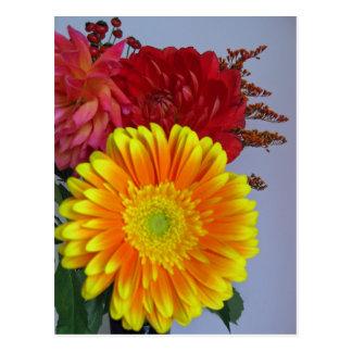 Special Event Bouquet Postcard
