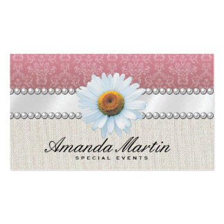 Special Events | Classic Pink Business Card