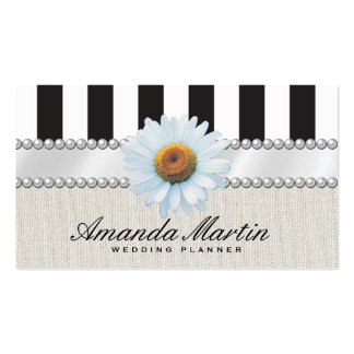 Special Events | Classic Stripes Pack Of Standard Business Cards
