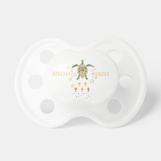 """""""Special Forces"""" 0-6 Months Pacifier"""