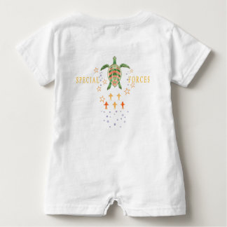 """""""Special Forces"""" Baby Romper"""