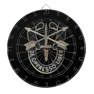 Special Forces Dartboard