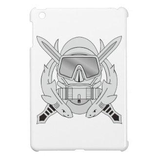 Special Forces Diver Emblem Case For The iPad Mini
