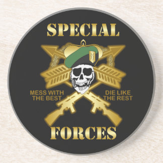 Special Forces Drink Coasters