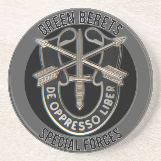 Special Forces GB Coaster