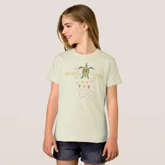 """""""Special Forces"""" Girls Organic T-Shirt"""