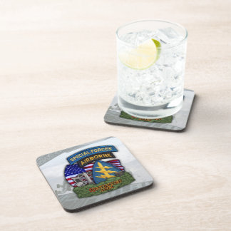 Special Forces Group Green Berets SF SFG SFGA Coaster