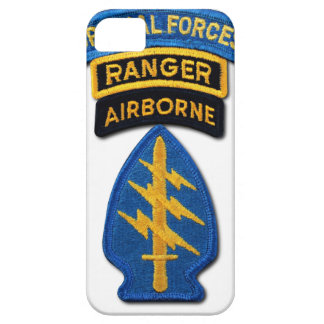 Special Forces Group Green Berets SF SOF SFG SOC iPhone 5 Cover