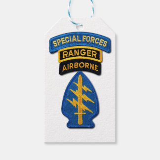 Special Forces Group Green Berets SF SOF SFG SOC Pack Of Gift Tags