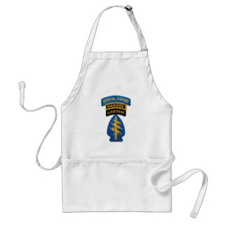 Special Forces Group Green Berets SF SOF SFG SOC Standard Apron
