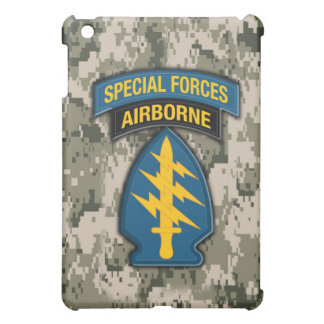 Special Forces iPad Case