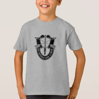 Special Forces kids shirt
