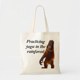 Special Forest Yoga Tote Bag