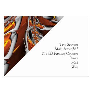 special fractal 24 terra business cards