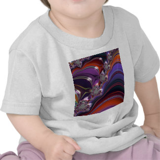Special Fractal colorful Revolution Tee Shirt