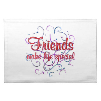 Special Friends Placemat
