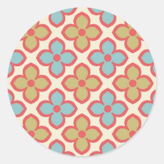 Special Generous Genius Polished Round Sticker