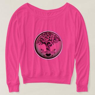 special heart design creation shirt