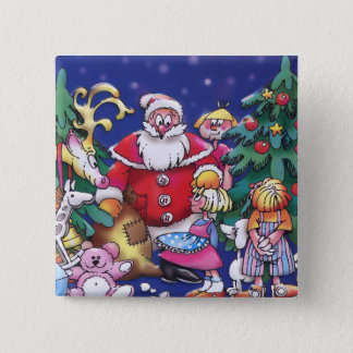 Special Kids Christmas Button