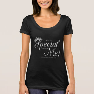 Special Me Pretty Rude Tee Shirt