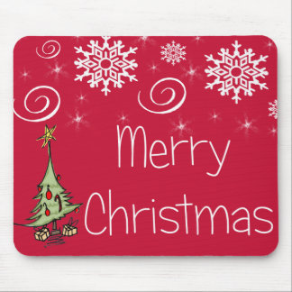 Special Merry Christmas Mouse Pad