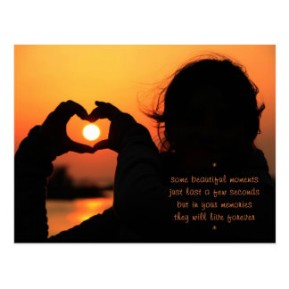 Special Moments - Love Postcard