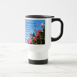 Special Mother-in-law Travel Mug