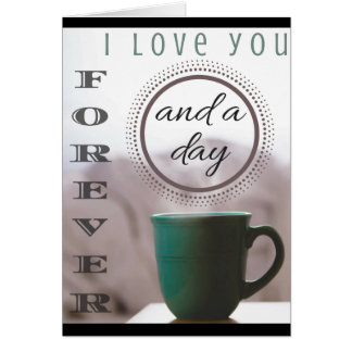 Special Occasion Card - For Her - For Him