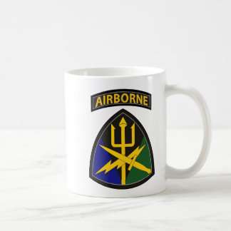 Special Operations Command Joint Forces Basic White Mug