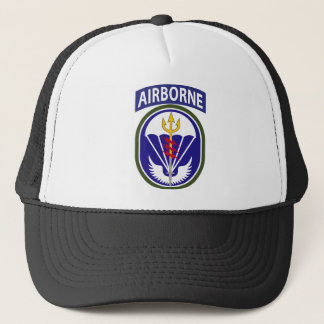 Special Operations Command South - Airborne Trucker Hat