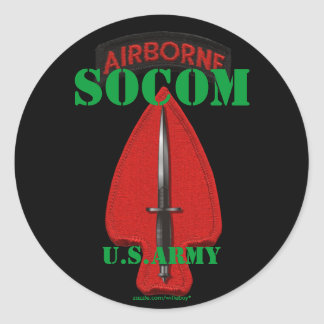 Special operations ops command socom Sticker